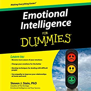 Emotional Intelligence for Dummies cover art