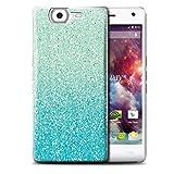 Stuff4 Phone Case for Wiko Highway 4G Glitter Pattern