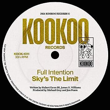 Sky's the Limit (Edit)