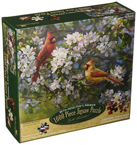 Reflective Art Orchard Romance 1000 pcs Jigsaw Puzzle