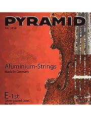"CUERDAS VIOLA - Pyramid (Aluminium 139100) (Juego Completo) Medium 16"""