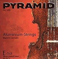 CUERDAS VIOLONCELLO - Pyramid (Aluminium 170100) (Juego Completo) 1/4