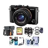 Sony Cyber-Shot DSC-RX1R II Full Frame Digital Camera - Bundle with...