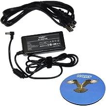 HQRP AC Adapter for Netgear ReadyNAS 102 RN10200 RN10211D Network Storage, Power Supply Cord Plus HQRP Coaster