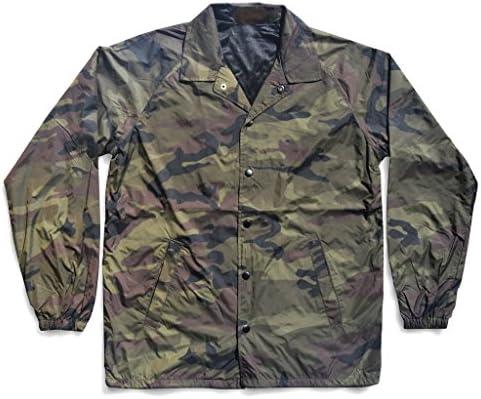 Coach jacket streetwear