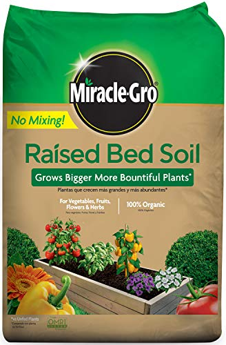 Miracle-Gro Raised Bed Soil, 1.5 cu. ft.