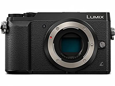 PANASONIC LUMIX GX85 Camera with 12-32mm Lens by