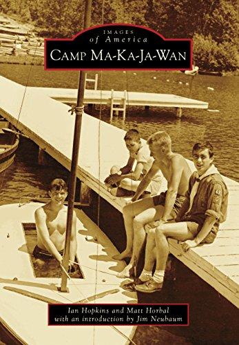 Camp Ma-Ka-Ja-Wan (Images of America) (English Edition)