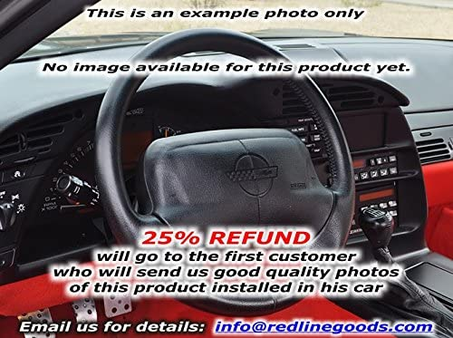 Max 73% OFF RedlineGoods cubierta del Limited time for free shipping Volante 2 Chevrolet Co Compatible with