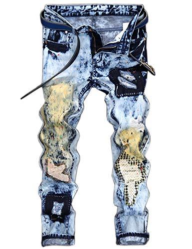 Opiniones de Pintar Pantalon de Mezclilla los preferidos por los clientes. 5