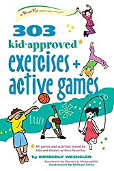 """303 Kid-Approved Exercises and Active Games (SmartFun Activity Books)"""