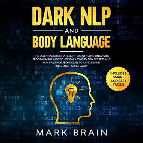 Dark NLP and Body Language audiobook cover art