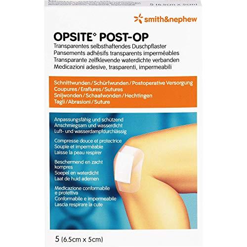 Smith & Nephew -  Opsite Post-Op