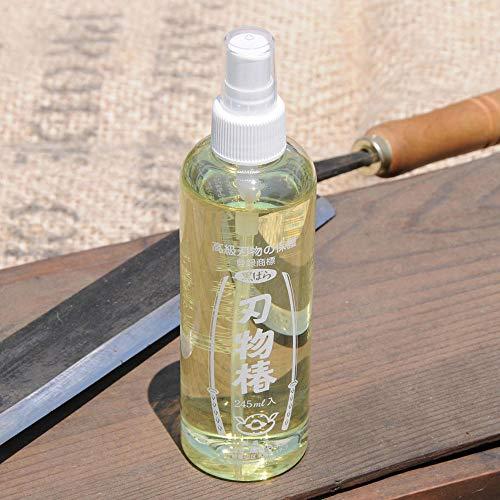 KUROBARA 100% Pure Tsubaki Japanese Knife Maintenance Camellia Oil