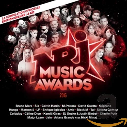 Nrj Music Awards 2016 - Édition Deluxe (4CD)