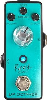Revol effects レヴォルエフェクツ エフェクター オクターバー UP OCTAVER EOT-01
