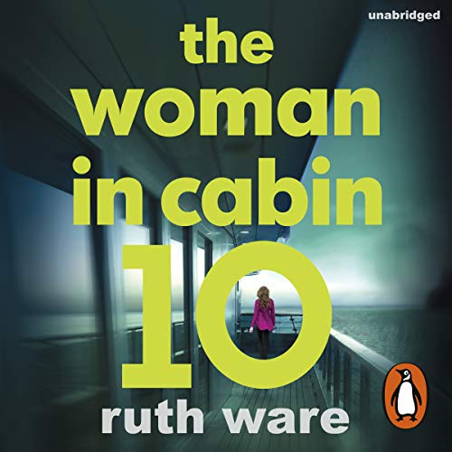 Couverture de The Woman in Cabin 10