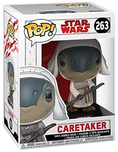FunKo Pop Caretaker 9 cm Star Wars Episodio VIII