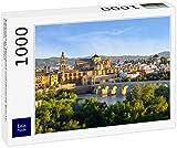 Lais Puzzle Catedral Mezquita y Puente Romano Córdoba España 1000 Piezas