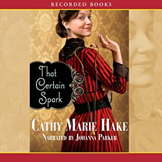 That Certain Spark audiobook cover art