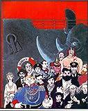 Fellini's Schiff der Träume - Pina Bausch - Presseheft + 5