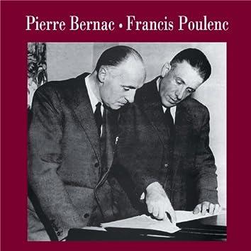 Pierre Bernac - Francis Poulenc