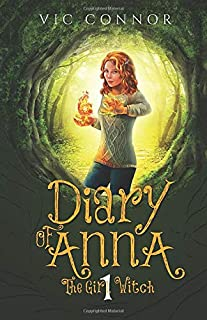 Diary of Anna the Girl Witch 1