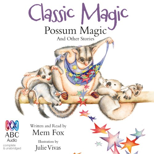 Classic Magic audiobook cover art