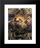 Apollo Slays Python 20x24 Framed Art Print by...