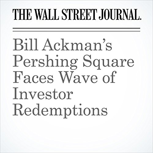 Bill Ackman's Pershing Square Faces Wave of Investor Redemptions copertina