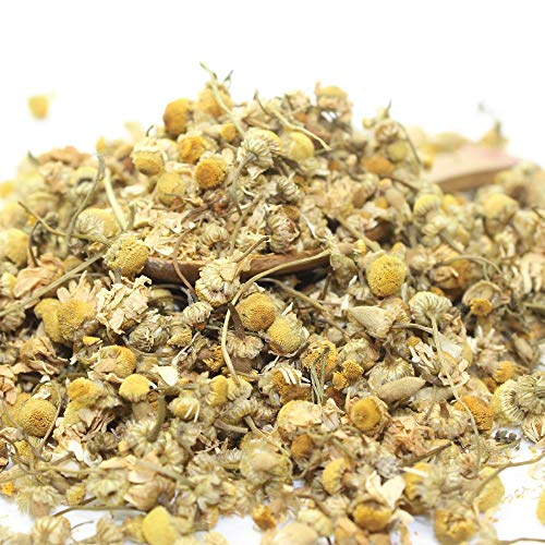 Tealyra - Egyptian Chamomile Tea - Pure Herbal Tea - Natural Bedtime Tea - Caffeine-Free - Relaxing Herbal Remedy - Anxiety and Stress Relief - 200g (7-Ounce)