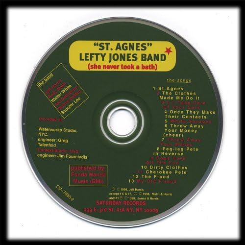 Lefty Jones Band