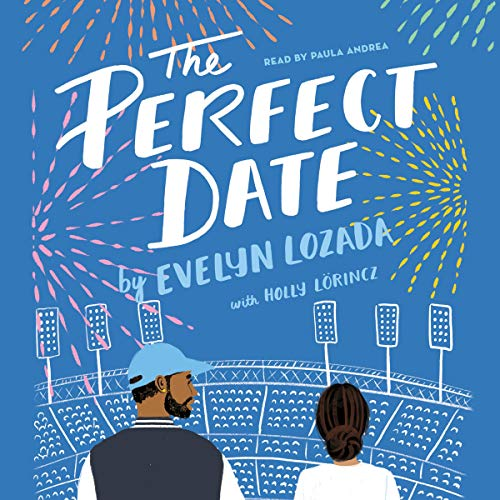 The Perfect Date audiobook cover art