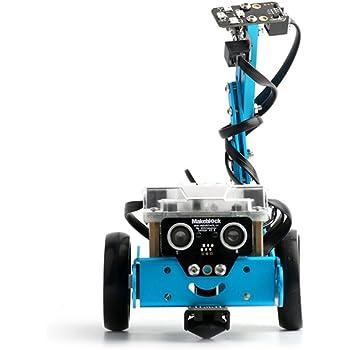 Makeblock プログラミングロボット mBot 機能拡張パーツキット Interactive Light & Sound 日本語版 【日本正規代理店品】 99094