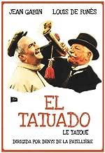 Le Tatou? - El Tatuado - Denys de la Patelli?re - Jean Gabin y Louis de Funes.