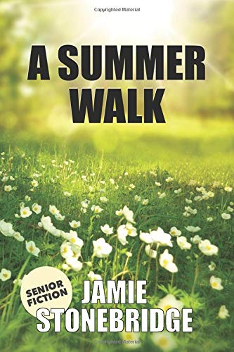 A Summer Walk: Large Print Fiction for Seniors with Dementia, Alzheimer's, a Stroke or people who enjoy simplified stories (Senior Fiction)