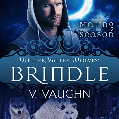 Brindle: Winter Valley Wolves #1 cover art