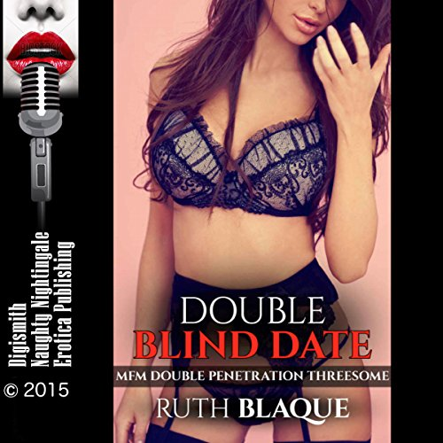Double Blind Date audiobook cover art