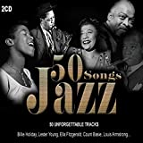 2CD 50 Songs Jazz, Lester Young, Benny Goodman, Jazz Music, Soul Music...