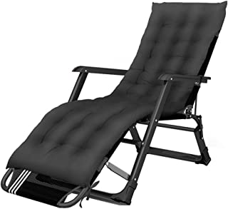 Folding Lounge Chair Recliner Lounger Folding Bed Camping Bed Office Nap Chair Pregnant Woman Recliner Portable Travel Chair Backrest Armchair,C