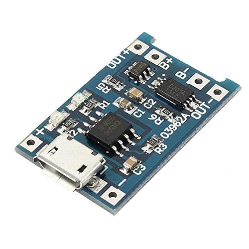 JUNYYANG Convertidor Ajustable Regulador XL6009 Step Up Boost de tensión del módulo de alimentación módulo de Fuente Tacto Capacitivo