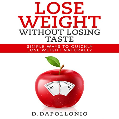 Lose Weight Without Losing Taste audiobook cover art