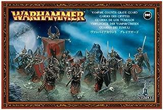 Games Workshop Warhammer AOS Deathrattle Grave Guard