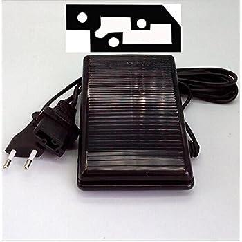 Honeysew YC-420-U con cable YDK-BPP-345 - Pedal para máquina de ...