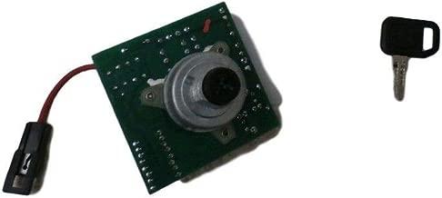 John Deere Key Switch Ignition Module LX172 LX176 AM120105 AM131841
