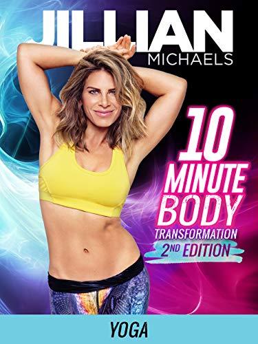 10 Minute Body Transformation 2nd Edition: Yoga