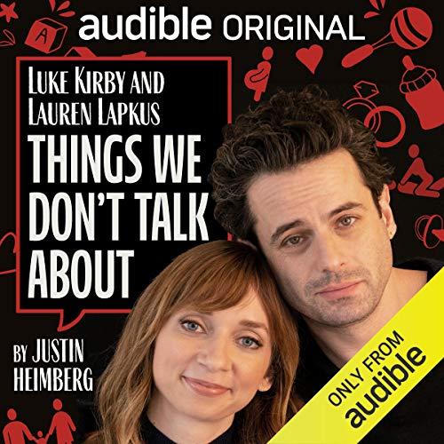 Page de couverture de Things We Don't Talk About