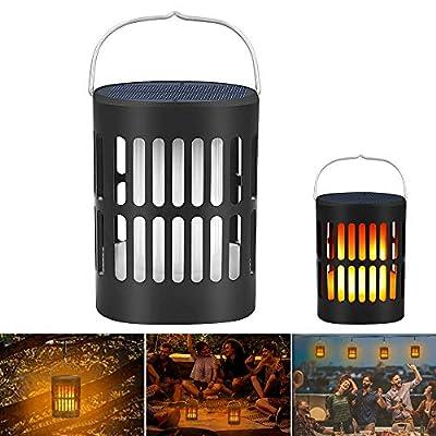 HZX Solar Torches Lights