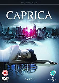 Caprica - Season 1, Volume 1 [DVD] (B003P9WHZE)   Amazon price tracker / tracking, Amazon price history charts, Amazon price watches, Amazon price drop alerts