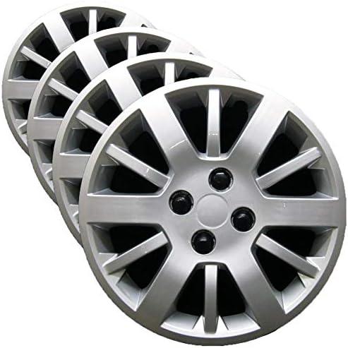 Max 70% OFF Carolina Wheel Cover Premium Hubcap Fits Set Year-end annual account Chevrolet 20 Cobalt